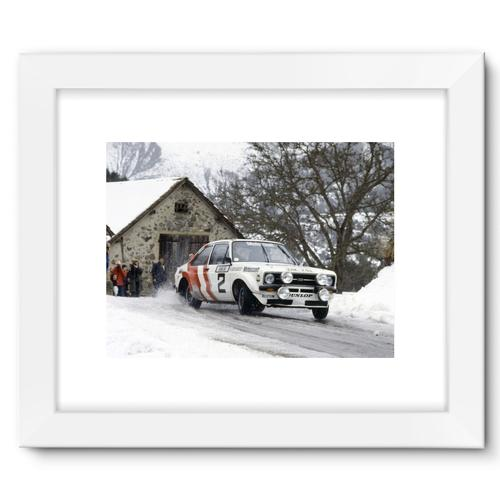 1979 World Rally Championship, Ford Escort RS | White