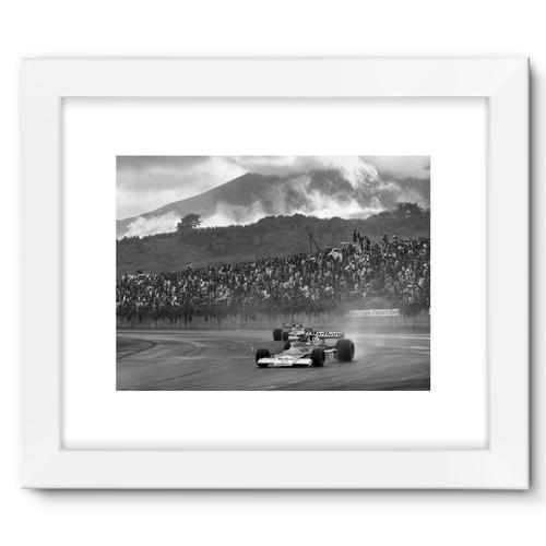 James Hunt McLaren M23 Ford | White