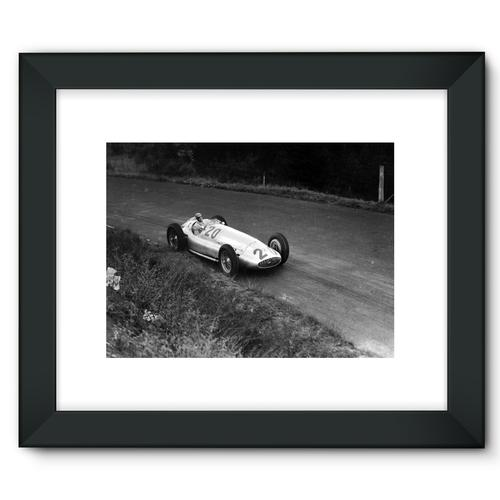 Heinz Brendel, Nurburgring | Black