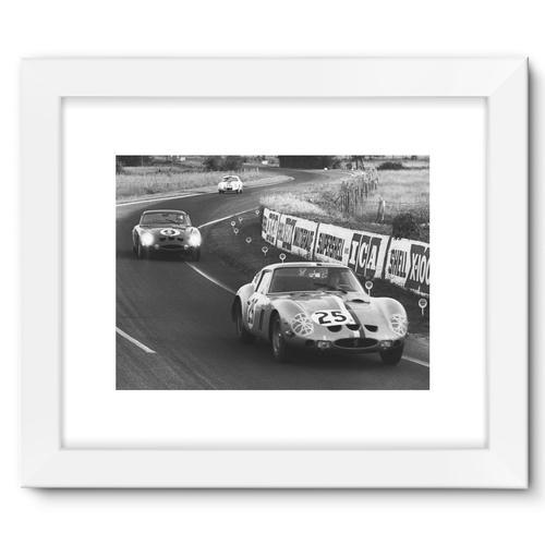 Le Mans, France. 15th - 16th June 1963 | White