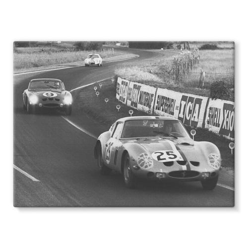 Le Mans, France. 15th - 16th June 1963